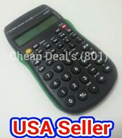 Scientific Calculator Basic Math Memory Statistics Algebra Geometry 56 Functions
