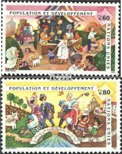 VN - Genève 254-255 postfris 1994 ICPD-Conferentie