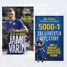Leicester City Football Club 5000 -1 and Jamie Vardy Greatest Season bundle pack