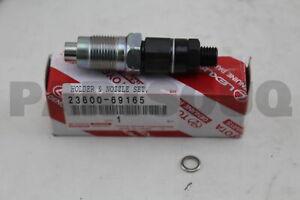 2360069165 Genuine Toyota HOLDER & NOZZLE SET, NOZZLE 23600-69165