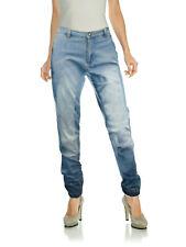 Rick Cardona Damen Jeans Sommerjeans Pumphose blue used weit Neu Gr.38