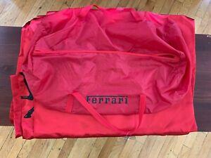 Covercraft Custom Fit Car Cover for Select Ferrari Testarossa Models Black Fleeced Satin FS10321F5