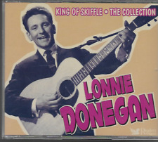 READERS DIGEST LONNIE DONEGAN KING OF SKIFFLE THE COLLECTION 3 CD BOX 81 TRACKS