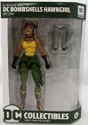 DC Designer Series 6 Inch Action Figure Bombshells Series - Hawkgirl