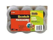 Scotch Sure Start Packaging Tape, 1.88 Inches x 900 Inches for 1.5 inch core,
