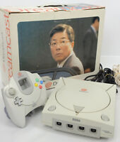 Dreamcast Sega Yukawa Console System Boxed 019009047230