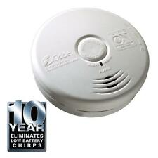 Kidde Smoke And Carbon Monoxide Alarm, with 10 Year Sealed Lithium Battery