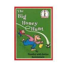 The Big Honey Hunt by Stan Berenstain, Jan Berenstain (illustrator)