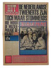 HITWEEK Magazine 5 January 1967 The Move Mamas & the Papas Tamla Motown