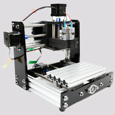 Cnc 1018 Usb Desktop Wood Mini Engraver Pvc Milling Machine Diy Mill Router Kit