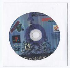 ESPN Winter X Games Snowboarding (Sony PlayStation 2, 2000)