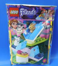 Lego Amigos 561804/2 Liebres / CONEJITO CON BALANCÍN/Polybag
