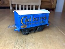 More details for hornby o gauge no.1 private owner van cadbury's chocolates repro