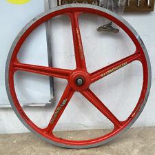 """Retro Grimecia Rear Mag Wheel 26"""" MTB Wheel #3569"""