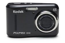 Kodak PIXPRO FZ43 Digital Camera 16.15 Megapixels & 4x Zoom (FZ43-BLK) [LN]™