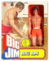 BIG JIM ☆ BIG JACK G. H. ☆ '76 # 9933 - PRODUZIONE EUROPEA- ► NEW ◄ REPROBOX v.5