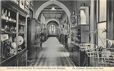BR59397  convent of the assumption st lawrence on sea near ramsgate   uk
