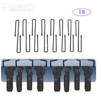 Safety Solutions For Gun Storage Pack of 16 Original Pistol Handgun Hangers
