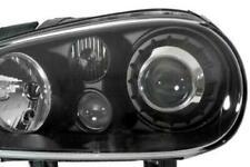 VW Golf Mk4 Black inner R32 Look Projector Headlights with Fogs 1 pair