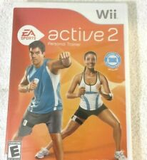 EA Sports Active 2 Personal Trainer Wii Fitness