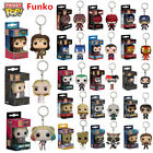 Funko Pocket Pop! Portachiavi Wonder Woman Keychain Harley Queen Figure Keyring