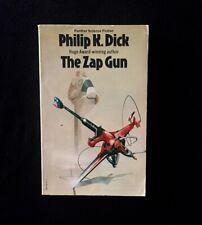 Philip K Dick - The Zap Gun - Panther Books - 1975 Vintage Scifi Paperbacks