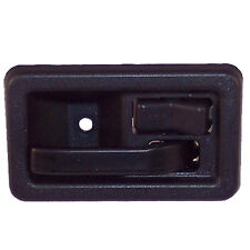 Inside Door Handle - Right Passenger Side / Front or Rear - Black, Textured