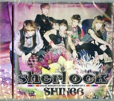 Sherlock by Shinee (CD, May-2012)