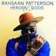 Rahsaan Patterson - Heroes And Gods (NEW CD)