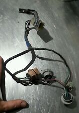 2006 2007 2008 SUBARU FORESTER OEM DRIVER SIDE TAILLIGHT WIRING USED LEFT 06 07