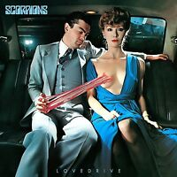 SCORPIONS - LOVEDRIVE (50TH ANNIVERSARY DELUXE EDITION)  VINYL LP + CD NEW+