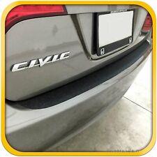 2006-2011 Fits Honda Civic 1pc Rear Bumper Applique Scratch Guard Protector New
