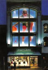 Michael Jordan Sports Zone Advertising Postcard Unposted