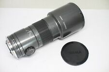 Sigma 400mm F/5.6 Telephoto MF Lens for Olympus OM Made In Japan