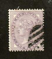 Great Britain stamp #88,used, Queen Victoria, SCV $32