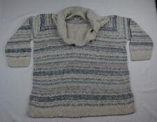 NWT Avenue Womens Plus 22/24 Cowl Neck Sweater Tunic 3/4 Sleeve