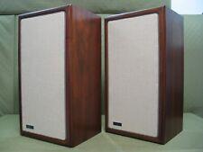 New ListingLarge Advents Bullnose Walnut Cabinets ( Consecutive Serial #'s )