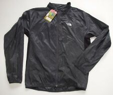 New The North Face Mens BETTER THAN NAKED Lightweight Running Jacket GREY Medium