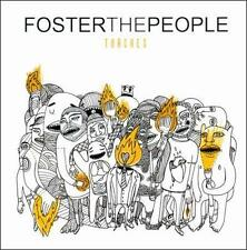 FOSTER THE PEOPLE Torches CD BRAND NEW