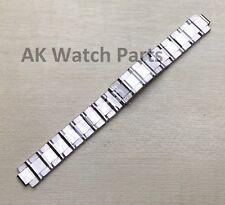 Repuesto de 16MM X 8MM Pulsera/banda Fits BVLGARI Diagono Reloj Correa De S/S/Link