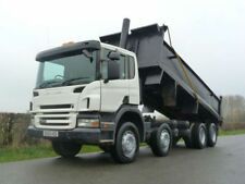 Tipper Manual Commercial Lorries & Trucks 2 excl. current Previous owners