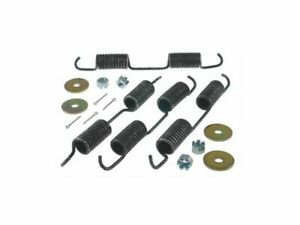 For 1989-1991 Hino SG19 Drum Brake Hardware Kit Rear Raybestos 24731XZ 1990