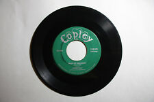 """CONNIE FOLEY: Rose of Killarney / On The Banks of My Own Lovely Lee - 45 7"""" - NM"""