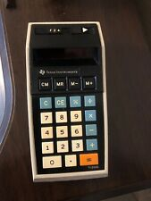 Texas Instruments Calculator TI-2550 Red LED Works