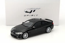 BMW Alpina B4 Biturbo Coupe schwarz 1:18 GT-SPIRIT