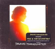 Donavan FRANKENREITER (CD Digipack) 2004 NEUF / NEW