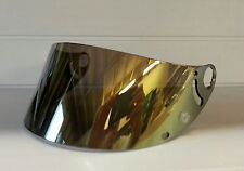 Aftermarket Specchio Oro Gold Shark Visiera Visor Shield RSR RSR2 RSX RS2