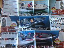 2014 Stratos Bass Fishing Boat Catalog Brochure Book Angler XL Evolution VLO
