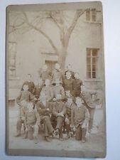 Schulklasse - Jungen mit Lehrer - viele Namen - 1899-1900 Stube II / KAB