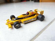 Renault RS10 Turbo Jean-Pierre Jabouille #15 Pilen Spain friction F1 Formule 1